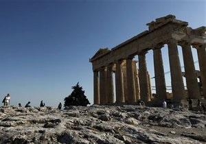 Дефицит бюджета Греции продолжает расти вместе с госрасходами