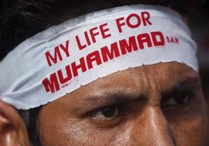 В Джакарте проходят многотысячные демонстрации против фильма Невинность мусульман