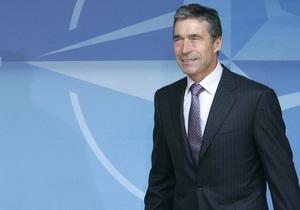 Генсек НАТО разочарован ответом России на развертывание системы ПРО в Европе