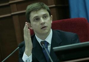 Блок Кличко инициирует проведение голосования депутатов Киевсовета путем поднятия руки