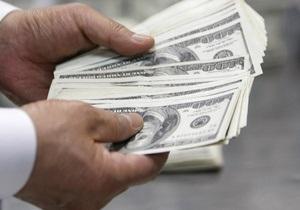 Нацбанк  продает на межбанке доллары по 7,94 гривен