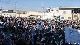 В Сирии на фоне протестов проходят муниципальные выборы