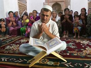 В Душанбе началось строительство самой большой мечети в Центральной Азии