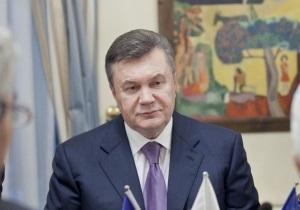 Янукович: Формирование избиркомов путем жеребьевки было ошибкой