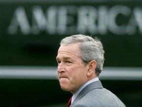 Джордж Буш провел прощальную пресс-конференцию
