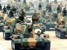 Китай увеличит военные расходы на 18%