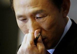 В Южной Корее расследуют нарушения закона при строительстве дома для президента