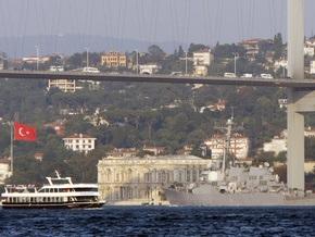 В Черном море потерпело крушение торговое судно с двумя украинцами на борту
