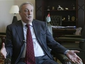 Багапш отдал приказ уничтожать грузинские корабли, нарушающие морскую границу Абхазии