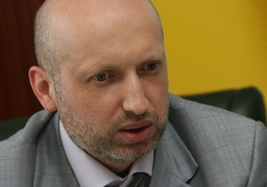 Турчинов: Ющенко не имел права отзывать делегацию с газовых переговоров в России