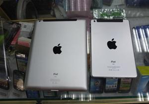 СМИ назвали цены на iPad mini в Европе