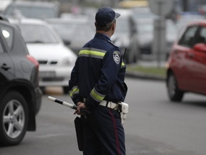 ГАИ изъяла автомобиль у мэра Цюрупинска