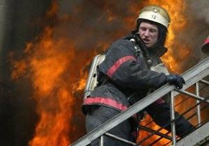 В России при пожаре в интернате для душевнобольных пострадали более 10 человек