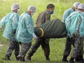 Опознаны 35 жертв с разбившегося в Атлантике лайнера А330