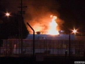 В ходе бунта в калифорнийской тюрьме пострадали более 250 заключенных