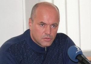 Ратушняк заявил Ъ, что несколько  олигархов еврейской национальности  решили его убить