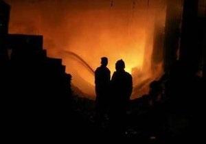 В результате пожара на Тайване в ночном клубе погибли 9 человек