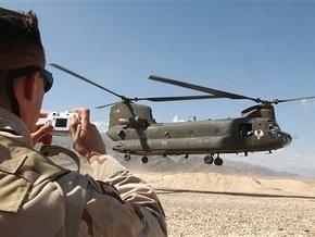 Российский Ми-26 эвакуировал подбитый в Афганистане американский вертолет
