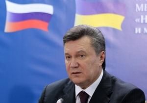 Опрос: Украинцы считают, что Янукович ухудшил отношения и с Россией, и с ЕС