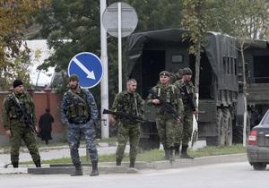 Кадыров раскрыл подробности операции против боевиков, напавших на парламент Чечни