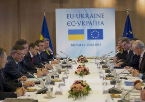 Саммит Украина-ЕС и пиар на снесенных памятниках Ленину - пресса