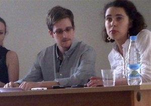 Вопрос терминологии. В Минюсте РФ пояснили, почему Россия не может выдать Сноудена США