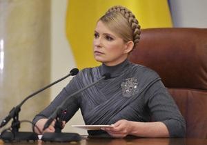 Тимошенко заболела