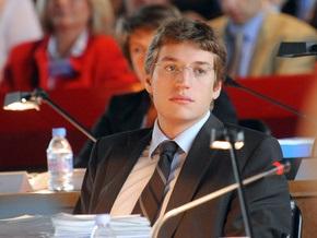 Сын Саркози вошел в правление Совета по обустройству финансового центра Парижа