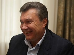 Who is Янукович