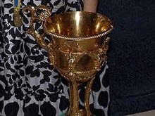 Футболисты Шахтера сломали чемпионский Кубок
