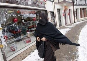 В Дании могут запретить мусульманские платки