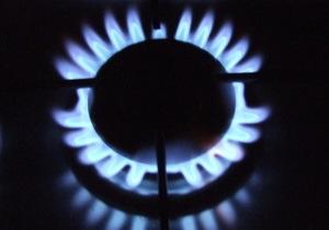 Полтавская область задолжала более 200 млн грн за газ