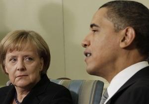 США - Германия: слежка за партнером третьего класса