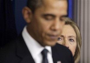 Опрос: Наибольшее восхищение американцев вызвали Обама и Клинтон