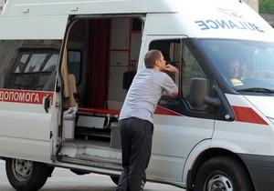 Два ДТП в Крыму: госпитализированы трое россиян