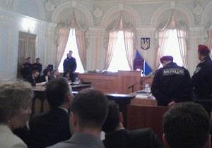 Квасьневский и Кокс прибыли на заседание суда по делу ЕЭСУ