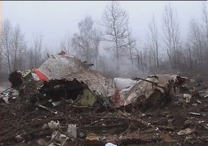 На разбившемся польском Ту-154 работала система предупреждения столкновения с землей