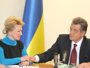 Богатырева: У Ющенко есть методы, чтобы заставить Кабмин дать денег на выборы