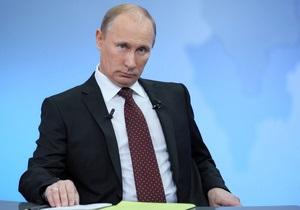 Путин отказался выполнять требования недовольных о перевыборах Думы
