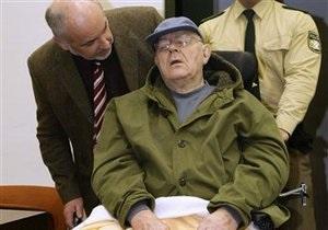 Демьянюк впервые ответил на обвинения: Я - пленный, а не военный преступник