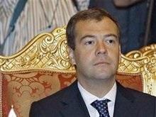 Медведев назвал эмоциями заявление Ющенко по ЧФ России