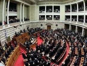 Греческий парламент проголосовал за доверие новому правительству