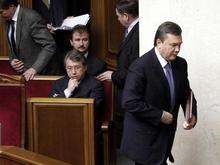 В НУ-НС заявляют, что Янукович бросил своих нардепов на произвол судьбы