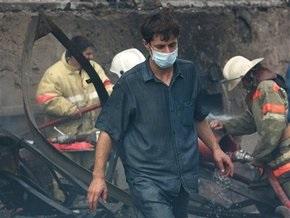 Теракт в Назрани: семь человек числятся пропавшими без вести