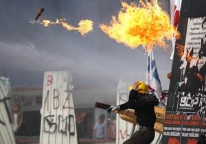 Фотогалерея: Газовая атака. Спецназ разогнал лагерь демонстрантов в Стамбуле