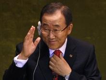 Генсек ООН прочитал рэп о своей организации
