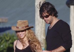 Бывший жених требует от Шакиры $45 млн за то, что потратил на нее лучшие годы