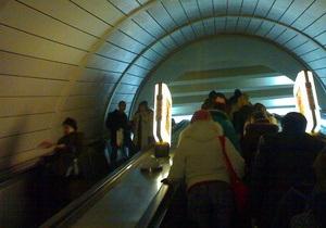 В киевском метро погиб рабочий