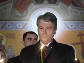 Ющенко призвал Совет церквей выступить за честные выборы