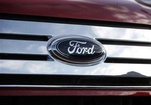 Ford может потерять в Европе на фоне резкого падения продаж до $600 млн